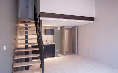 Décoration de 2 appartements locatifs – Montpellier
