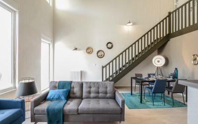 Appartement témoin 94 m² – Toulouse