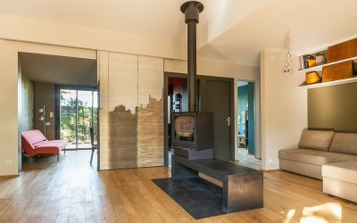 Décoration et aménagements d'une maison de 95 m² – Montpellier