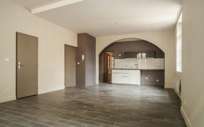 Décoration de 6 appartements locatifs – Avignon