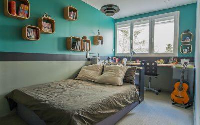 Décoration chambre adolescent – Montpellier
