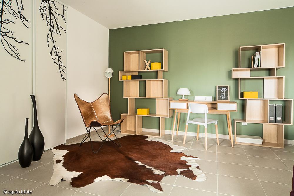 Appartement témoin 90 m² – Montpellier