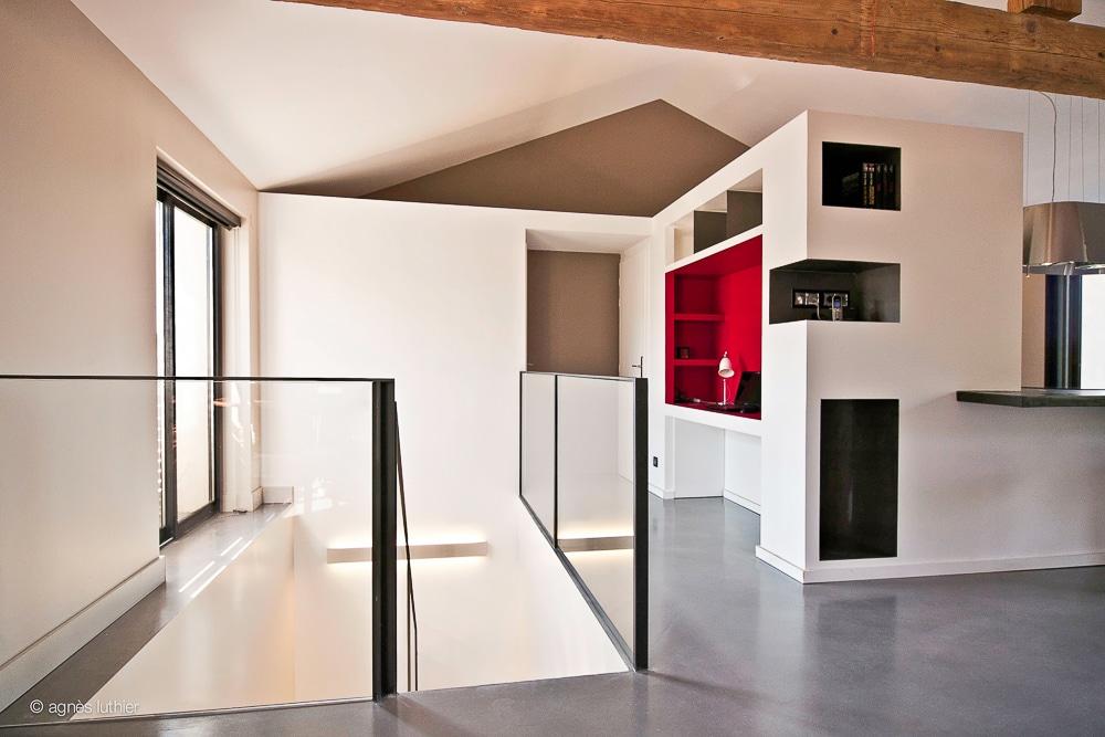 Décoration et aménagement d'une maison vigneronne de 200 m² – Montpellier