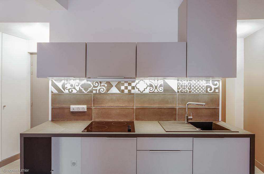 Décoration de 3 appartements locatifs – Montpellier