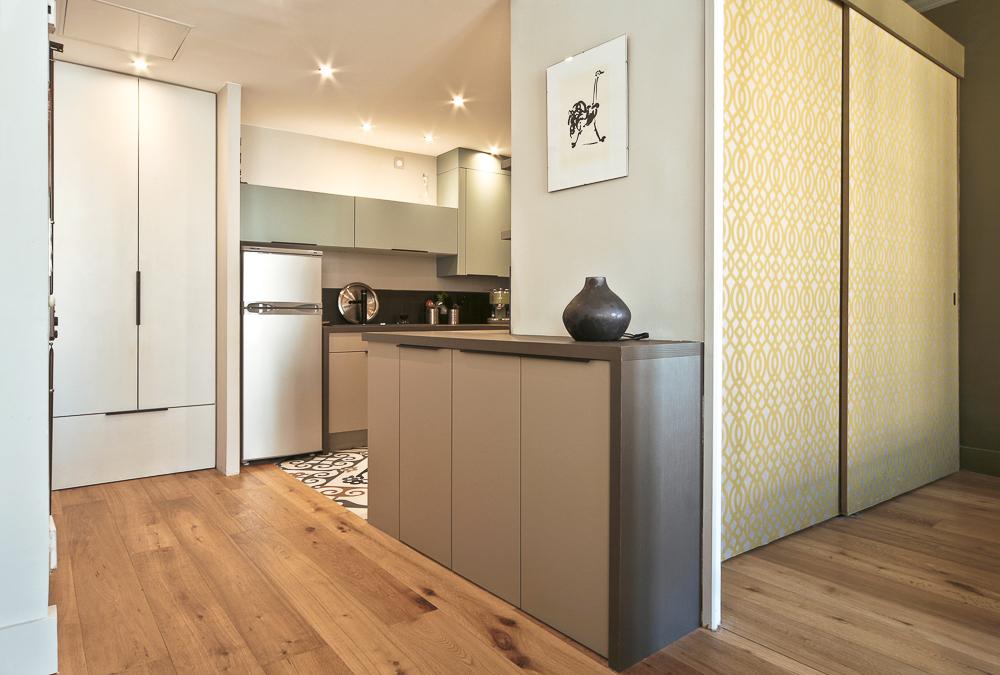 Rénovation d\'un appartement ancien Agnès Luthier Décoratrice d ...