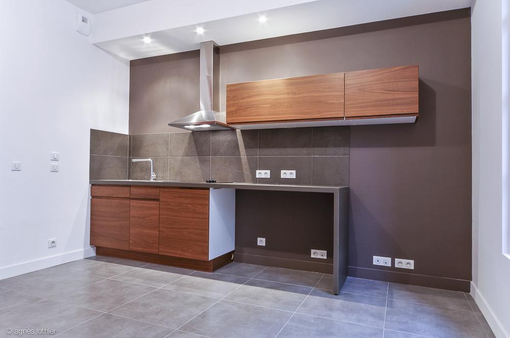 Décoration de 4 appartements locatifs – Montpellier