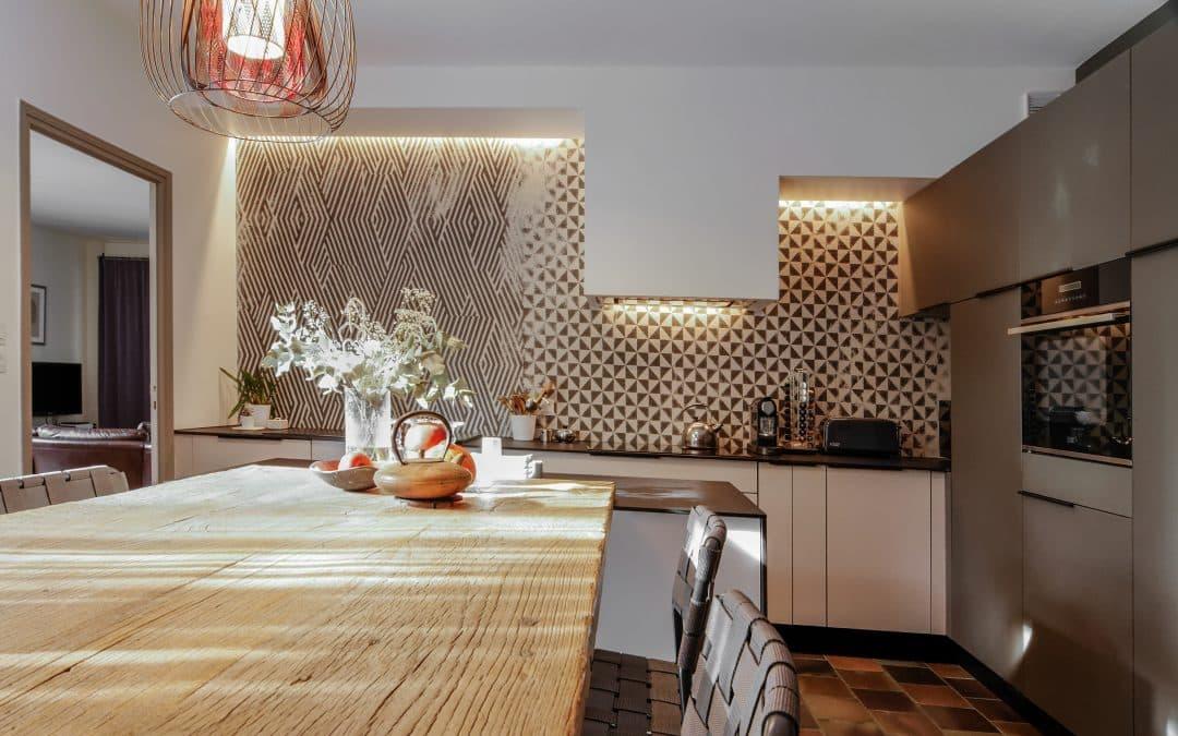 Décoration et aménagement d'une cuisine – Murles