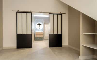 appartement duplex ancien réhabilité pour la location – Montpellier
