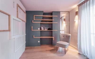 Optimiser l'espace et la décoration d'un studio parisien